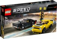 Конструктор LEGO Speed Champions Автомобілі 2018 Dodge Challenger SRT Demon і 1970 Dodge Charger R/T 75893