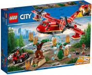 Конструктор LEGO City Пожежний літак 60217