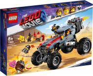 Конструктор LEGO Movie Втеча Еммета і Люсі на баггі 70829