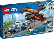 Конструктор LEGO City Повітряна поліція: крадіжка діамантів 60209