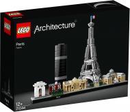 Конструктор LEGO Architecture Париж 21044