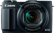 Фотоапарат Canon Powershot G1 X Mark II з Wi-Fi black