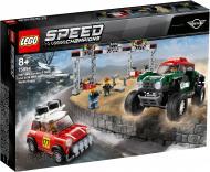 Конструктор LEGO Speed Champions Автомобілі 1967 Mini Cooper S Rally та 2018 MINI John Cooper Works Buggy 75894