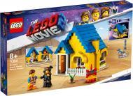 Конструктор LEGO Movie Будинок мрії Еммета / Рятувальна ракета! 70831