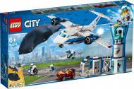 Конструктор LEGO City Повітряна поліція: повітряна база 60210
