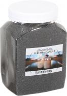 Свічка насыпная чорний Feroma Candle