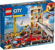 Конструктор LEGO City Міська пожежна бригада 60216
