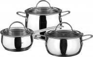 Набір посуду Intra 6 предметів Flamberg