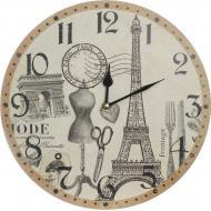 Годинник настінний Paris