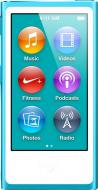 МР3-плеєр Apple A1446 iPod nano 16GB Blue (MD477QB/A)