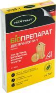 Біопрепарат-деструктор Doktor Hartmut М-1 для септиків, вигрібних ям, вуличних туалетів