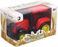 Ігровий набір Shantou фермерський трактор16.5х8,8х10 см червоний JY238806