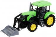 Іграшка Shantou трактор фермерський 44.5х16х19 см зелений JY238784