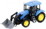 Іграшка Shantou трактор фермерський 44.5х16х19 см блакитний JY238776