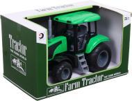 Іграшка Shantou трактор фермерський 24.5х12х14 см зелений JY238622