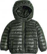 Куртка детская для мальчика Zironka р.104 зеленый хаки Z1-48-0003-2