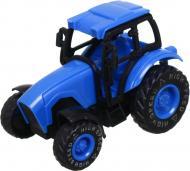 Ігровий набір Shantou x4 шт. фермерські трактори з причепами 24.5х6х5.5 см в асортименті JY284058