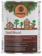 Антисептик Eskaro Good Wood не создает пленку 0,9 л