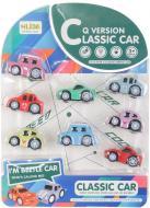 Іграшка Shantou Таксі в асортименті 8 шт 1:64 768-56
