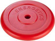Диск Energetics 121688-251 для грифа 10 кг 121688-251