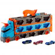 Вантажівка-транспортер Hot Wheels Суперперегони GVG37