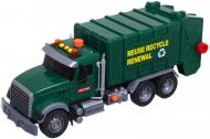 Іграшковий сміттєвоз Shantou інтерактивний 35х12х17 см зелений 666-53P
