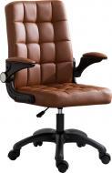 Кресло GT Racer X-026 коричневый