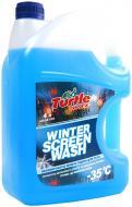 Омыватель стекла TURTLE WAX Liquid Fire зима -35°С 4л
