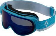 Горнолыжная маска TECNOPRO Safine M Mirror blue white 282379-902545