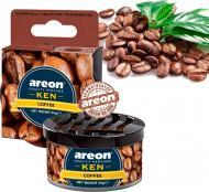 Ароматизатор на панель приборов АРЕОН KEN кофе