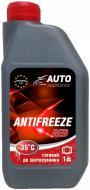Антифриз Auto Assistance 98377 1 л 1кг червоний
