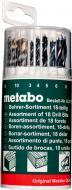 Набор сверл Metabo 18 шт. 627190000
