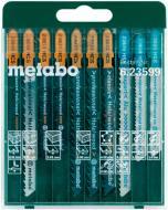 Набір пилок для електролобзика Metabo 10 шт. 623599000