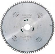 Пиляльний диск Metabo Multi cut HW/CT 80 FZ/TZ 5° 254x30x1.8 Z80 628093000