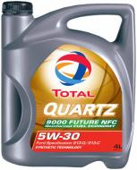 Моторне мастило Total Quartz 9000 Future NFC 5W-30 4 л (183450)