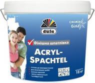 Шпаклевка Dufa Acryl-Spachtel 16 кг