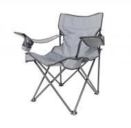 Кресло Vitan Вояж-комфорт d16 мм Серый меланж