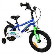 Велосипед детский RoyalBaby Chipmunk MK синий CM16-1-blue