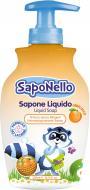 Рідке мило SapoNello SapoNello Doccia Абрикос 300 мл
