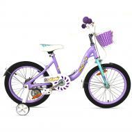 Велосипед детский RoyalBaby Chipmunk MM Girls фиолетовый CM18-2-purple
