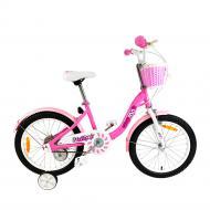 Велосипед детский RoyalBaby Chipmunk MM Girls розовый CM18-2-pink