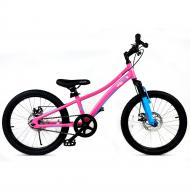 Велосипед детский RoyalBaby Chipmunk Explorer розовый CM20-3-pink