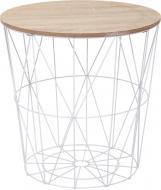 Стол-корзина Сканди Oak 29,5х29,5х34 см