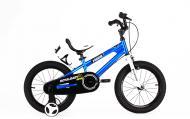 Велосипед детский RoyalBaby FREESTYLE синий RB18B-6-BLU
