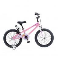 Велосипед детский RoyalBaby FREESTYLE розовый RB18B-6-PNK