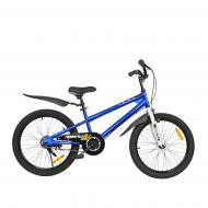 Велосипед детский RoyalBaby FREESTYLE синий RB20B-6-BLU