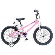 Велосипед детский RoyalBaby FREESTYLE розовый RB20B-6-PINK
