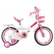 Велосипед детский RoyalBaby JENNY GIRLS белый RB18G-4-WHT