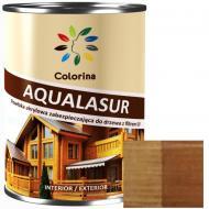 Антисептик COLORINA Aqualasur орех глянец 0,75 л