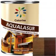 Антисептик COLORINA Aqualasur полисандр глянец 0,75 л